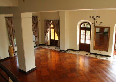 Laminated Flooring In Hall